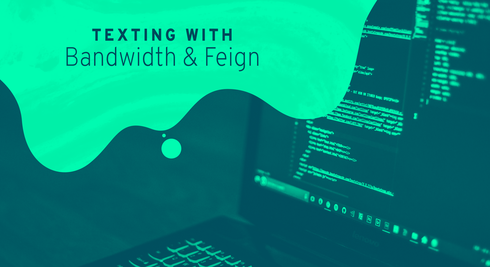 Image for texting with Bandwidth and Feign