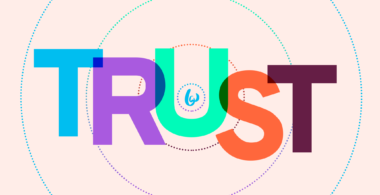 Image for a blog post about trust