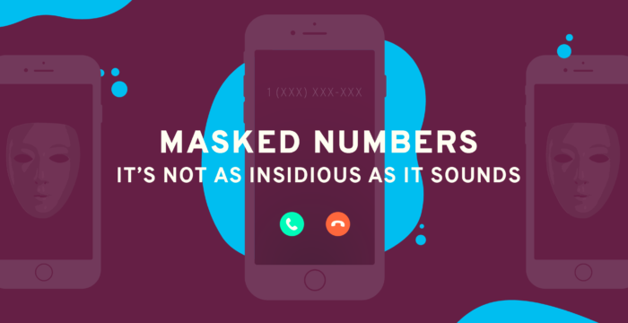 Number masking and why it's not scary